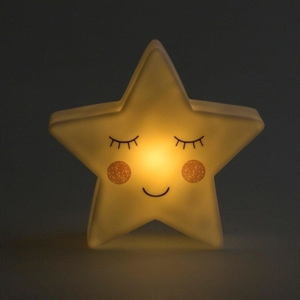 Lampă de veghe stea Sweet Dreams Star Night