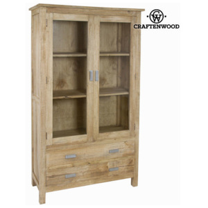 Stand Prezentare Lemn mindi (180 x 105 x 45 cm) - Pure Life Colectare by Craftenwood