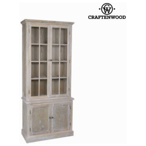 Vitrină paula cu 4 uși - Natural Colectare by Craftenwood