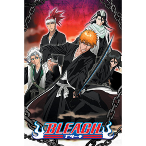 Bleach - Chained Poster, (61 x 91,5 cm)