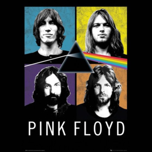 Pink Floyd - Band Poster, (61 x 91,5 cm)