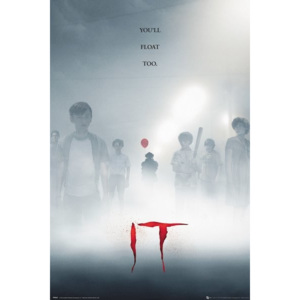 IT - Key Art Poster, (61 x 91,5 cm)