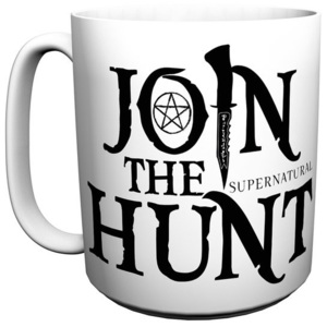 Supernatural - Hell and Back Cană
