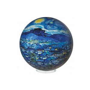 Glob solar rotativ Mova mini Starry Night by Van Gogh