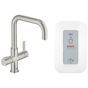 Baterie spalator si boiler Grohe Red Duo-30145DC0
