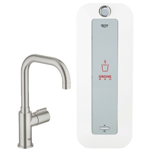Robinet si boiler Grohe Red Mono-30157DC0
