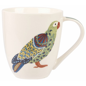 Cană din porțelan Churchill China Paradise Birds Parrot, 500 ml
