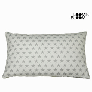 Pernă Gri (50 x 30 x 12 cm) - Stars Colectare by Loom In Bloom