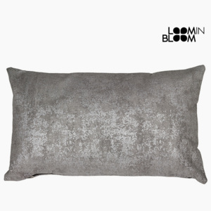 Pernă Gri (50 x 70 cm) - Cities Colectare by Loom In Bloom