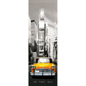 Poster - Yellow Taxi, New York