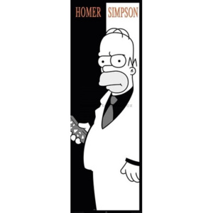 Poster - Simpsons Scarface (2)