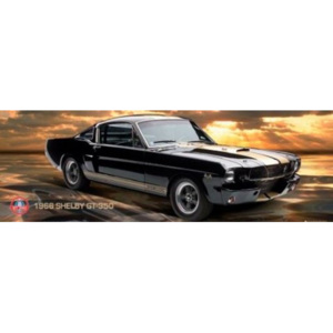 Poster - Ford Shelby mustang 66 gt350