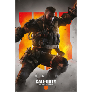Call Of Duty – Black Ops 4 Ruin Poster, (61 x 91,5 cm)