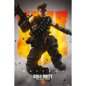 Call Of Duty – Black Ops 4 - Battery Poster, (61 x 91,5 cm)