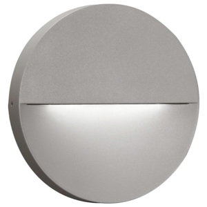 Aplică perete exterior LED ECLIPSE LED/7,5W/230V IP65 gri