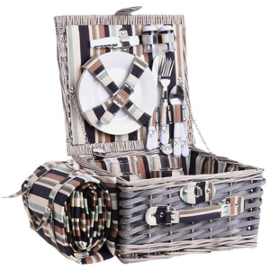 Set picnic 2 persoane 15 piese