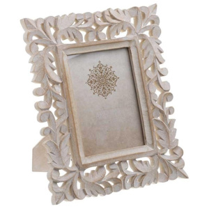 Rama foto mesteacan Antique Cream 13x18