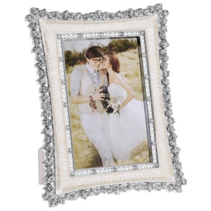 Rama foto Cream White 13x18