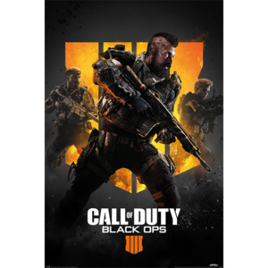 Call of Duty: Black Ops 4 - Trio Poster, (61 x 91,5 cm)