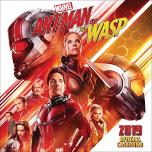 Ant-man And The Wasp Calendar 2019