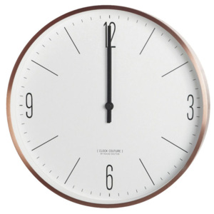 Ceas rotund perete Clock Couture House Doctor