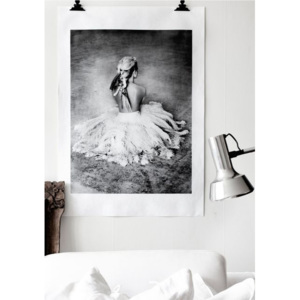 Poster 100x70 cm tyvek Her Love Warriors
