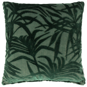 Perna verde 45x45 cm Miami Palm Tree Green Zuiver