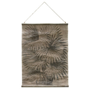 Decoratiune pentru perete Vintage Palm Leaves HK Living
