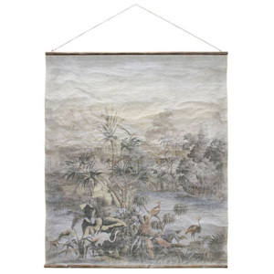 Decoratiune pentru perete Vintage Jungle XL HK Living