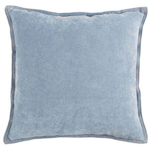 Perna albastru deschis 45x45 cm Justin Light Blue White Label