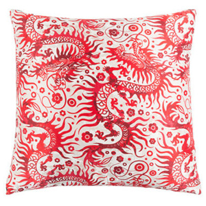 Perna rosie 45x45 cm Joan Red White Label