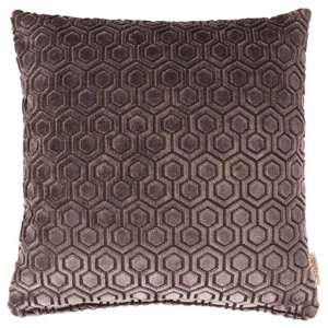 Perna gri inchis 45x45 cm Dean Dark Grey Dutchbone