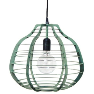 Lampa industriala Lab XL verde HK Living