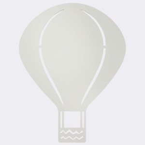 Aplica pentru copii in forma de balon Air Balloon gri Ferm Living
