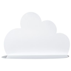 Raft alb din metal Cloud Bloomingville