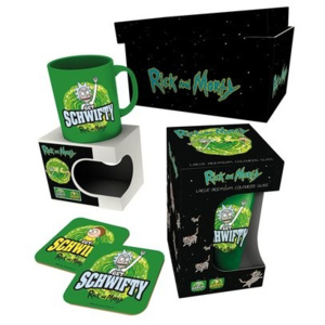 Rick and Morty - Get Schwifty Set cadou