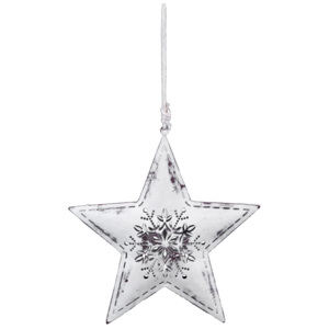 Decorațiune suspendată Ego Dekor Snow Star