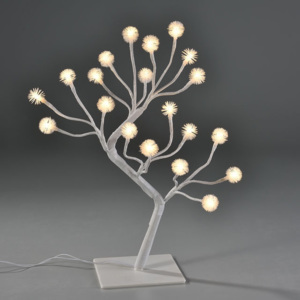 Decoratiune craciun - copac LED - 45 cm