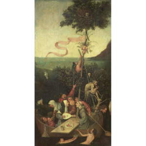 The Ship of Fools, c.1500 Reproducere, Hieronymus Bosch