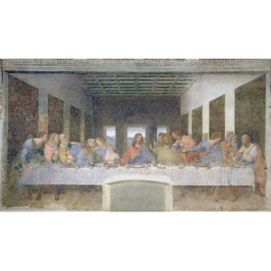 The Last Supper, 1495-97 (fresco) Reproducere, Leonardo da Vinci