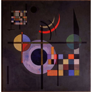 Counter Weights, 1926 Reproducere, Wassily Kandinsky