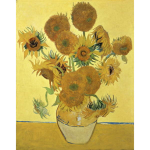 Vincent van Gogh - Sunflowers, 1888 Reproducere