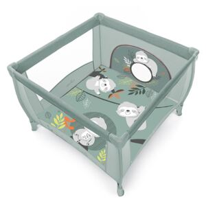 Baby Design Play Tarc pliabil - 04 Green 2020
