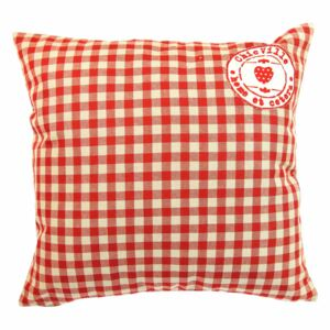 Fata de perna Red Happiness din bumbac 40 cm