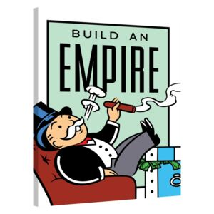Build An Empire · Monopoly Edition