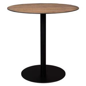 Masa bistro rotunda maro Bistro Table Braza Round Brown ø75cm | DUTCHBONE