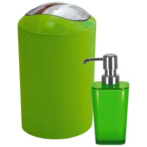 Set dispenser si cos cosmetic Wolke