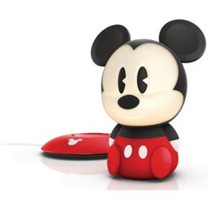 Philips 71709/30/16 - Lampă copii DISNEY SOFTPAL MICKEY LED/1W/230V