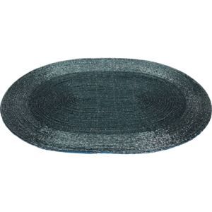 PLACEMAT OVAL, 39CM, CULOARE VERDE INCHIS