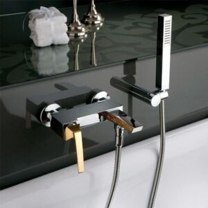 Baterie cada External bath mixer Frattini Luce Suite